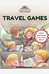 Travel Activities in a Binder: Made at Home Paperback