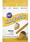 yellow chocolate melts - Wilton 1911-1368 Candy Melts, 12-Ounce, Yellow