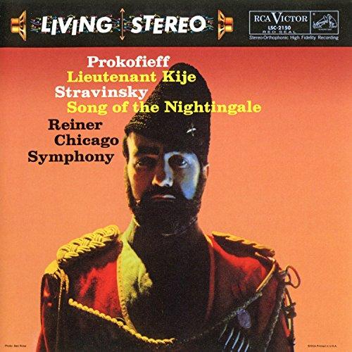 Prokofiev: Lieutenant Kije; Stravinsky: The Song of the Nightingale