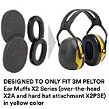 3M PELTOR X2 Ear Muffs Replacement Cushions and