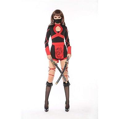 Amazon Com Havitar Halloween Japanese Bushido 5 Piece Deadly Ninja