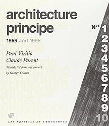 Architecture principe, 1966 et 1996 En Anglais et Français