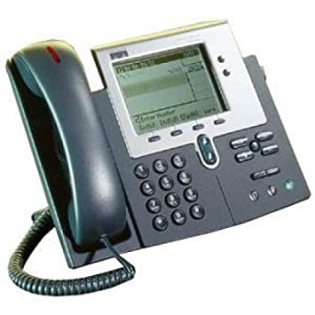 Cisco 7940 Series Unified IP VoIP Phone - CP-7940G (Call Manager Required)