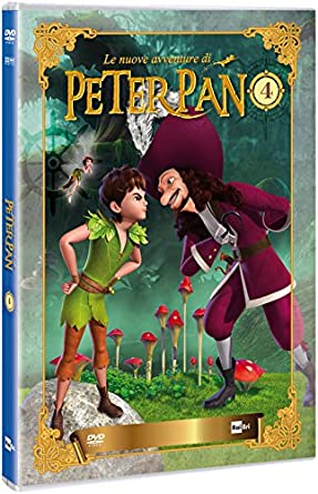 Amazon le nuove avventure di peter pan season dvd