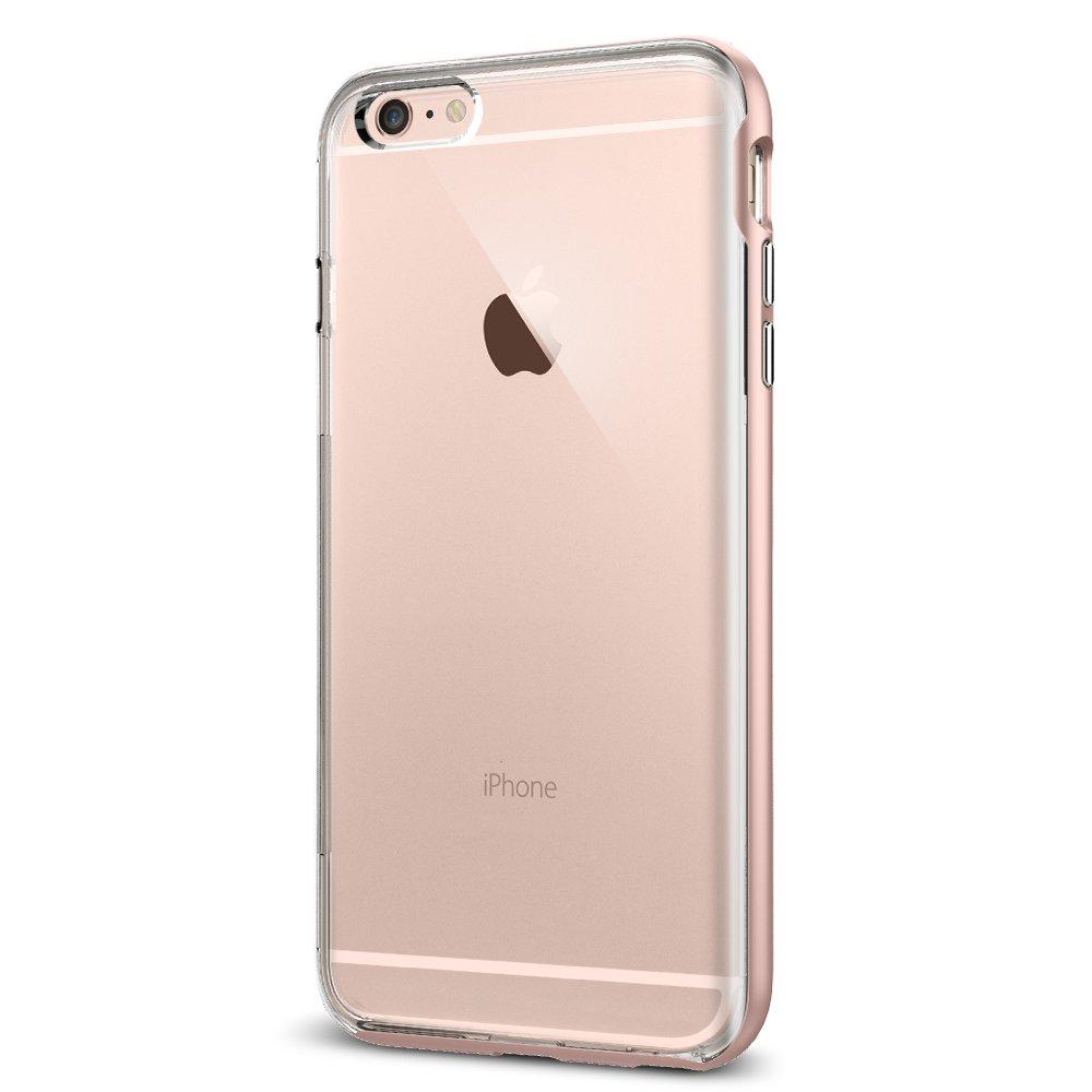 Amazon.com: Spigen Neo Hybrid EX iPhone 6S Plus Case with Flexible ...
