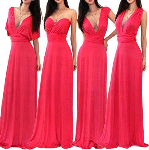 5 way long dress - 6