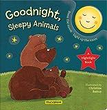 img - for Goodnight, Sleepy Animals: A Nightlight Book (Mom's Choice Awards Winner and Moonbeam Children's Book Awards Winner!) (Nightlight Series) book / textbook / text book