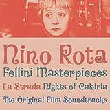 Nino Rota - Fellini Masterpieces La Strada / Le Notti Di Cabiria (Intl Import) [Japan CD] OTCD-5420