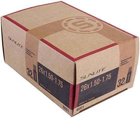 Bicycle Tube 16 x 1.50//1.75//1.90 33mm Standard Schrader Valve