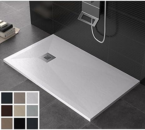 Plato ducha de mármol, también en tamaño de 80 o 90 cm) de 8 ...