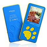 Best 64 Gb Sd Card For Musics - Wiwoo B4 8GB Kids MP3 Players With Game Review