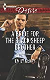 A Bride for the Black Sheep Brother (At Cain's Command)