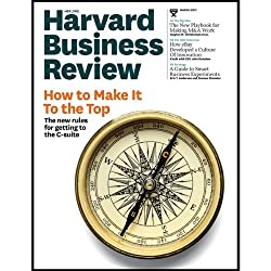 Harvard Business Review, March 2011