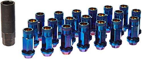 MUTEKI 32906UN SR48 Series Burned Blue 12mm x 1.5