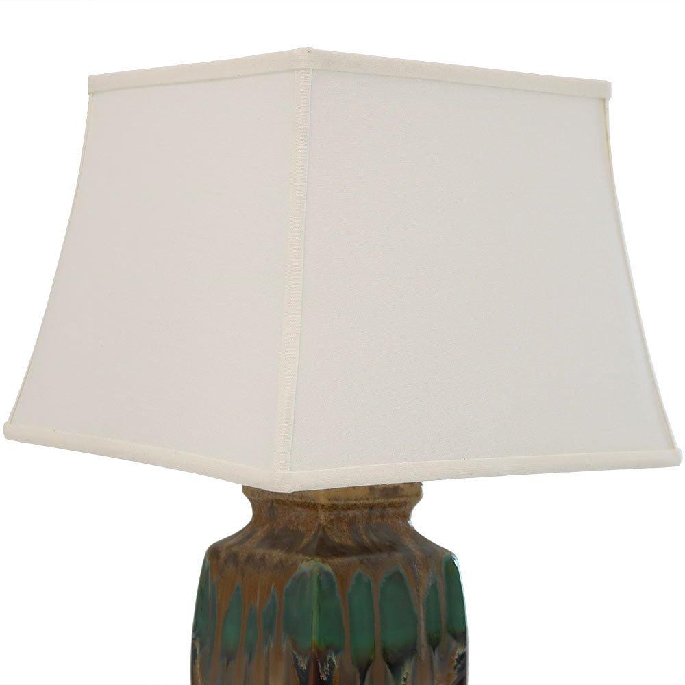 Sunnydaze Indoor Multi-Colored Ceramic Table Lamp, 23 Inch by Sunnydaze Decor (Image #4)