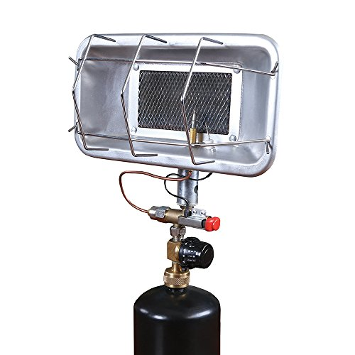 - Stansport Deluxe Golf/Marine Infrared Propane Heater