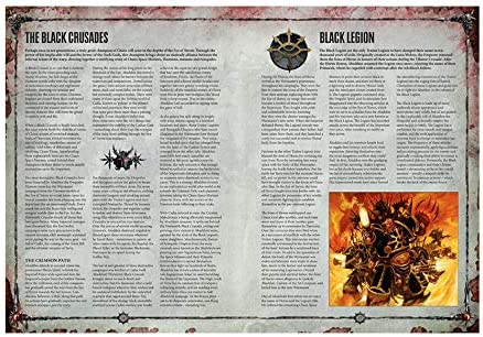 8th edition 40k chaos codex