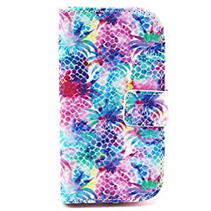 Highsound Colorful Pineapple Cover for Samsung Galaxy Trend Duos S7562