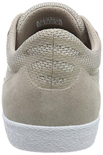 Geox U Smart I - Zapatillas para hombre Beige (SHELLSC1701)