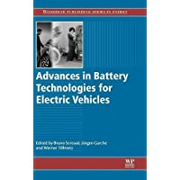 Advances in Battery Technologies for Electric Vehicles (Woodhead Publishing Series in Energy)