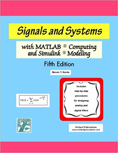 Signals and Systems with MATLAB Computing and Simulink