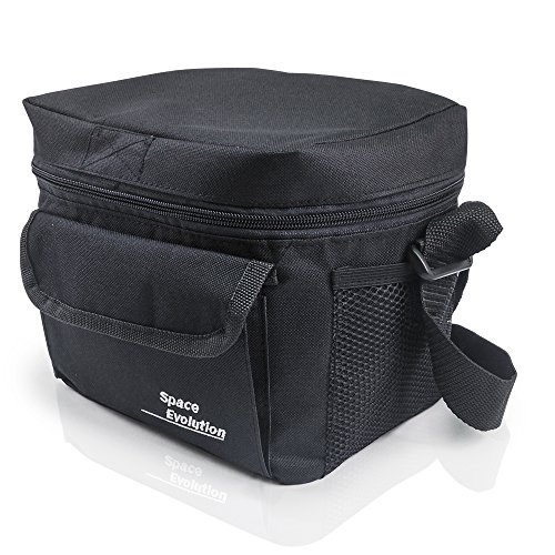 Insulated Cooler Lunch Bag - Free E-Book on Lunch Meal Ideas