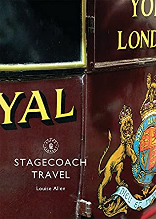 book cover of Stagecoach Travel