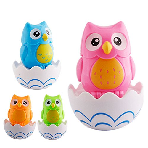 [Baby Owl Roly-poly Toy Developmental Toys Child Kids Educational Toy Gift] (Child Star Wars Costume Australia)