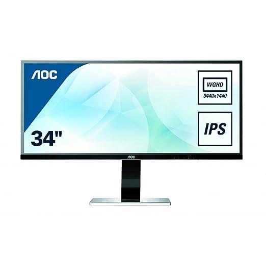 AOC U3477PQU – Six hundred bucks, but still a bargain