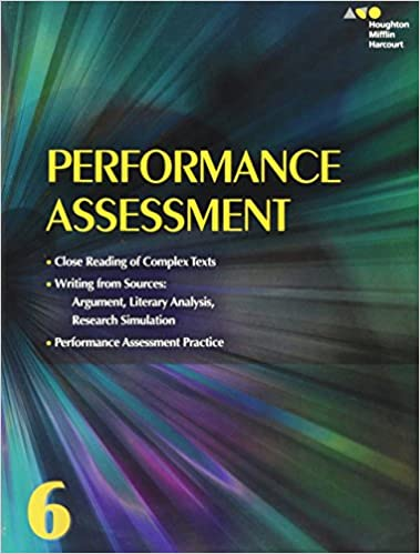 Collections performance assessment student edition grade 6 collections performance assessment student edition grade 6 1st edition fandeluxe Choice Image