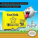 SanDisk 256GB microSDXC UHS-I-Memory-Card for