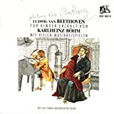 Handschrift großer Komponisten: Beethoven