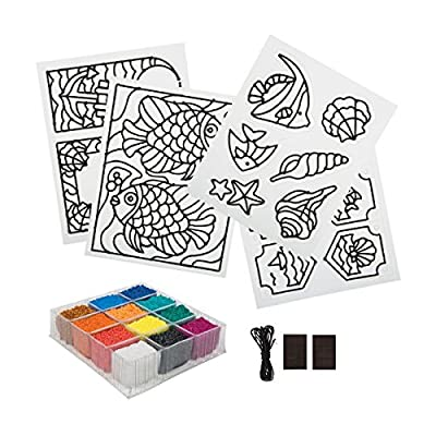 Orb Micro Mosaics Under The Sea ALL-IN-One Ocean Kit: Toys & Games