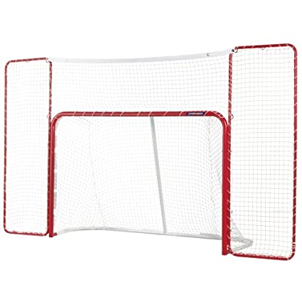 e8c23b17649 Amazon.com   PRIMED Hockey Backstop   Sports   Outdoors