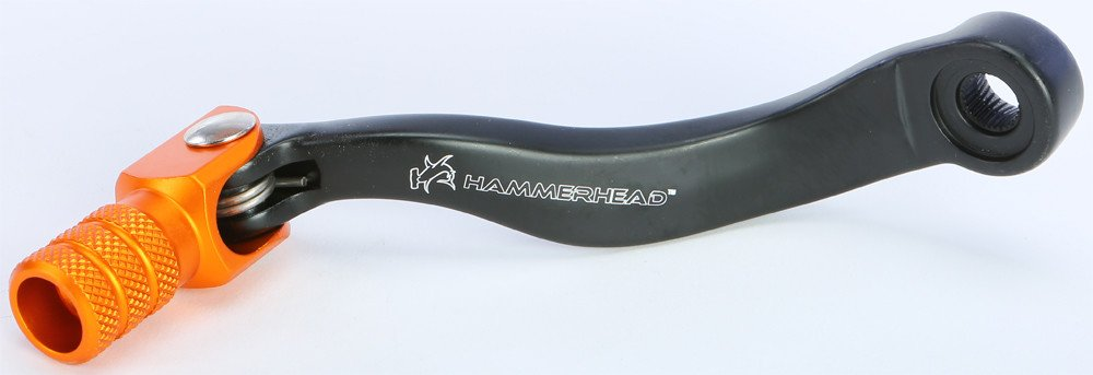 tip options - 11-0568 Hammerhead Forged Shift Lever comp with 125 SX // 150 SX // 450 SX-F // 450 XC-F // 500 EXC-F