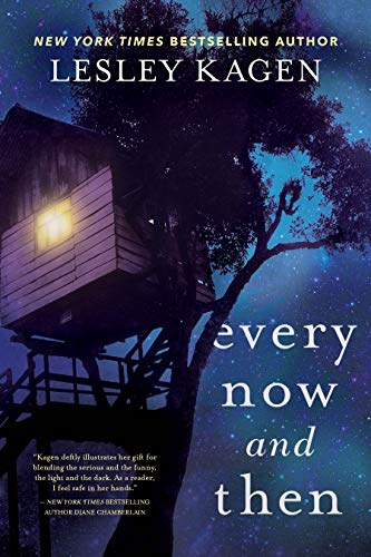 Book Cover: Every Now and Then: A Novel