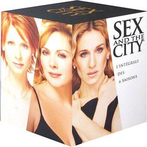 Sex and the City : L'Intégrale des saison 1 à 6 - Coffret 18 DVD B000H5VBWO