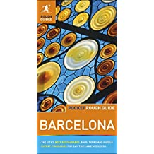 Pocket Rough Guide Barcelona (Rough Guide to...)