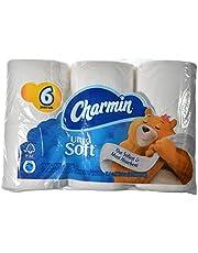 Charmin Ultra Soft Bathroom Tissue 6 Jumbo Rolls