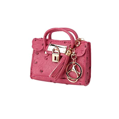 Amazon.com: Mini cartera cuadrada para mujer, monedero ...