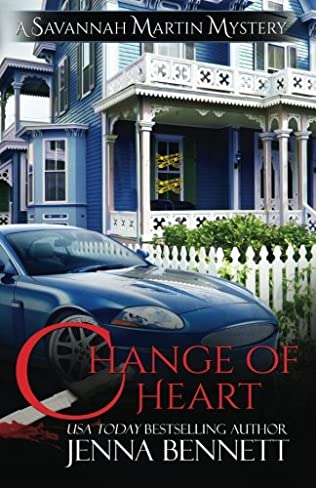 book cover of Change of Heart