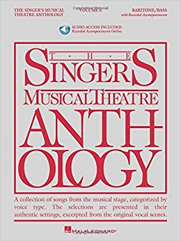 The Singer's Musical Theatre Anthology - Volume 6: Baritone/Bass Book/Online Audio