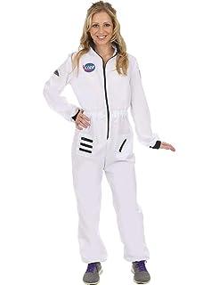 Kostumplanet Astronauten Kostum Fur Damen Astronautin Kostum