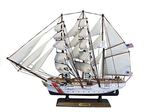 United States Coast Guard USCG Eagle Tall Model Ship 24