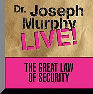 The Great Law of Security Speech