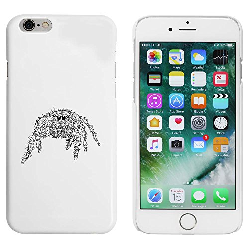 Blanc 'Tarentule Poilue' étui / housse pour iPhone 6 & 6s (MC00033554)