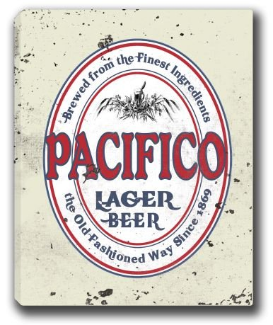 pacifico-lager-beer-stretched-canvas-sign