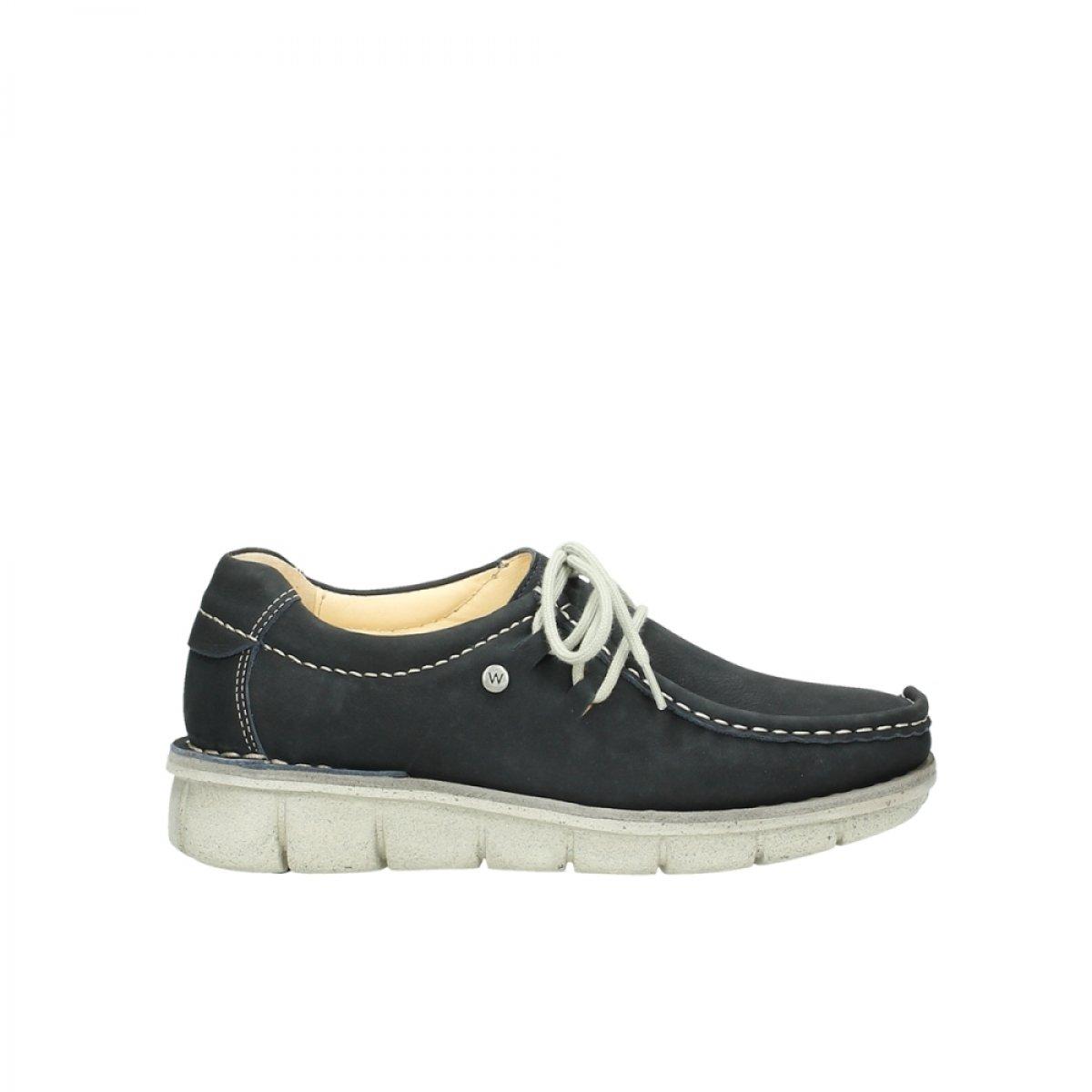 Wolky Comfort Lace up Shoes Dutch B00WDWEU1I 40 M EU|10070 Black Nubuck
