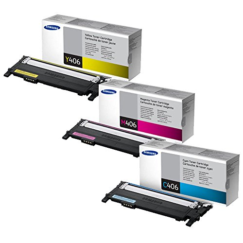 Samsung CLT 406S Standard Yield Colors