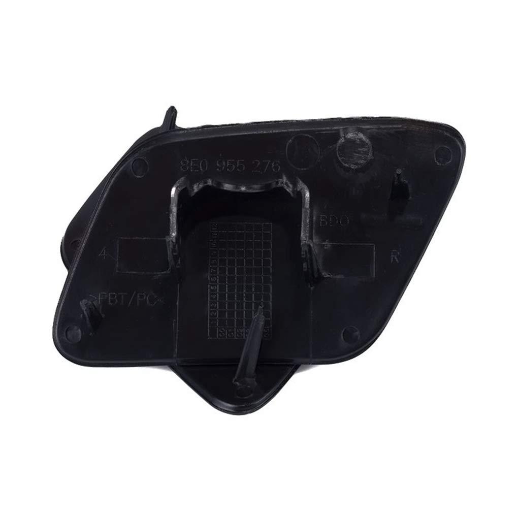 Demino 1 par de LAVAFAROS Boquilla Cubierta de Repuesto para Audi A4 B6 2001-2005 8E0955275D 8E0955276D